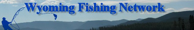 Wyoming fishing reports information