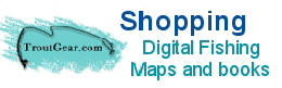 Shop for Wyoming topo and fishing maps