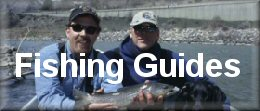 Wyoming fishing guides